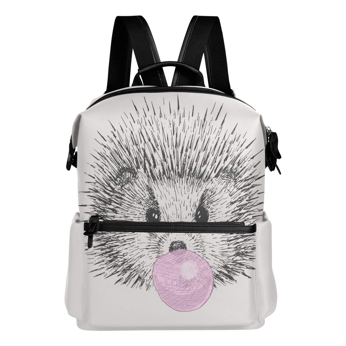 mochilas de erizos escolares niños